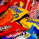 The Candy Haunting of a CompulsiveEater